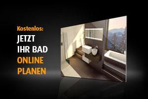 Online-Badezimmer-Planer CAD kostenlos
