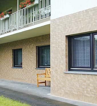 Fassade und Haussockel - Siegen - Bär